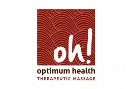 Optimum Health Therapeutic Massage logo