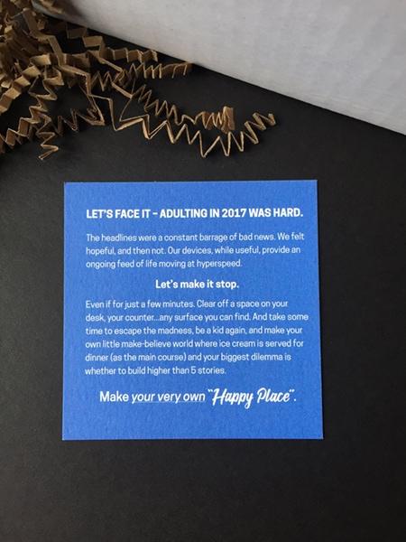 iron blender client gift 2017