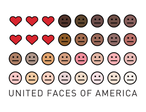 United Faces of America©