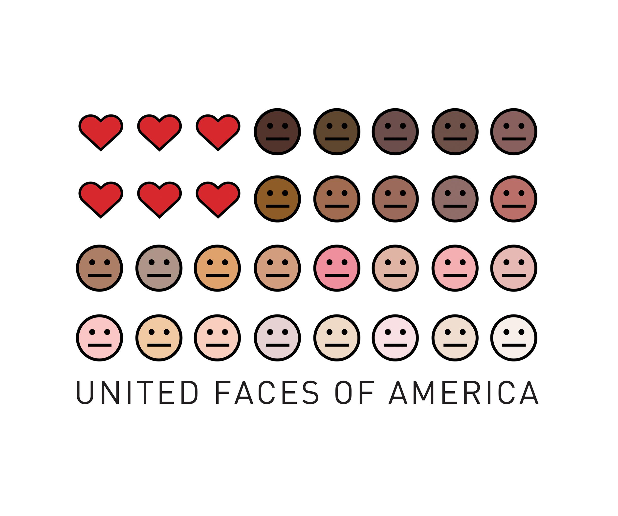 United Faces of America